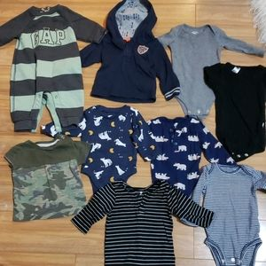 Other - Baby Boy Onesies tops